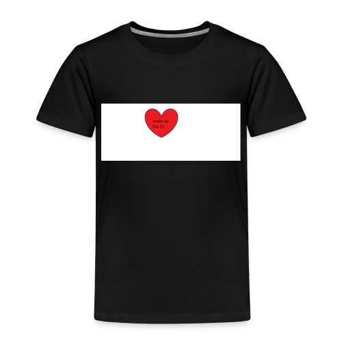 make up bro - Kinder Premium T-Shirt