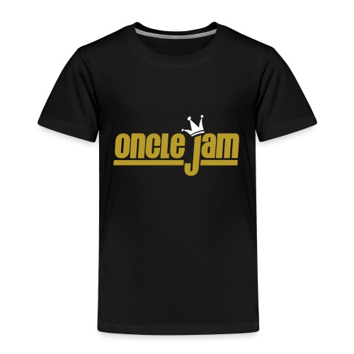 Oncle Jam horizontal or - T-shirt Premium Enfant