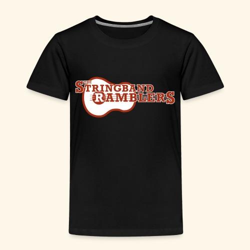 Stringband Ramblers Official Logo - Kinder Premium T-Shirt
