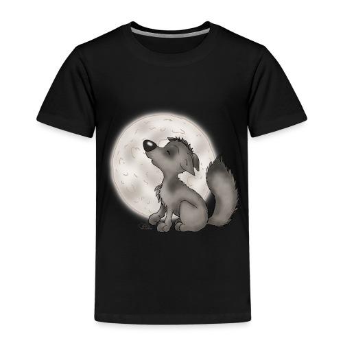 Wölfchen - Kinder Premium T-Shirt