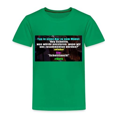 SchnitLauch - Kinder Premium T-Shirt
