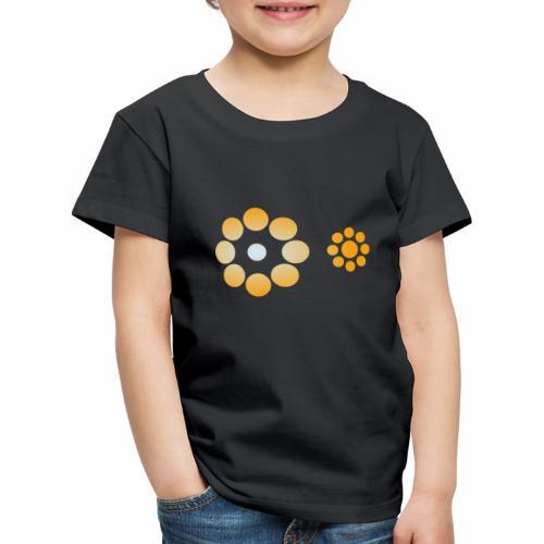 Optische Täuschung - Kinder Premium T-Shirt