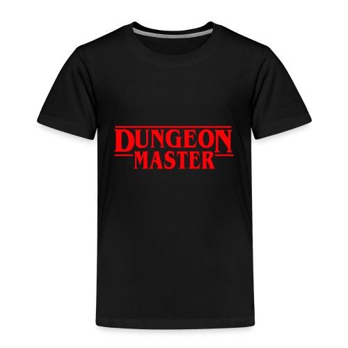 Dungeon Master - D & D Dungeonit ja lohikäärmeet dnd - Lasten premium t-paita