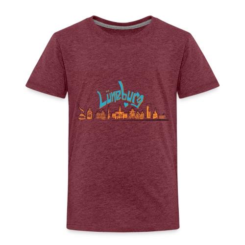 Lüneburg Design by deisoldphotodesign - Kinder Premium T-Shirt