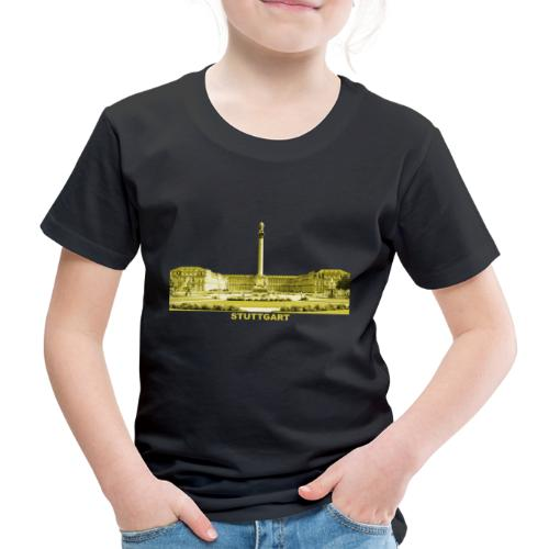 Stuttgart Schlossplatz Sight Baden-Württemberg - Kinder Premium T-Shirt