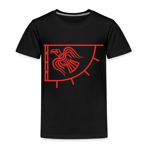 ESTANDARTE DEL CUERVO - Kids' Premium T-Shirt