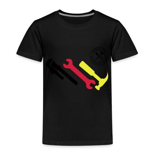 Klempner Trikot Deutschland 2014 Weltmeister - Kinder Premium T-Shirt