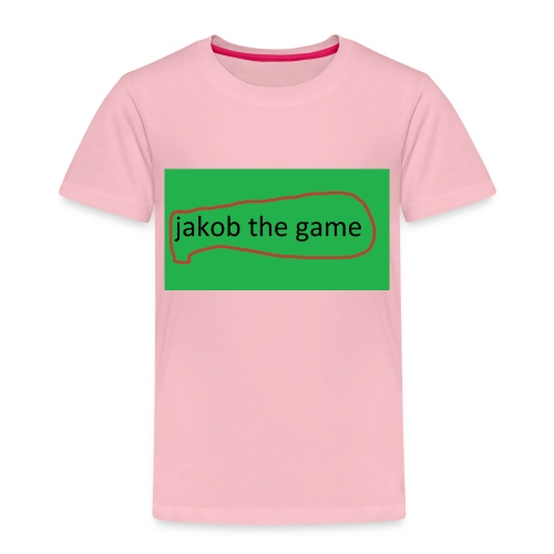 jakob the game - Børne premium T-shirt