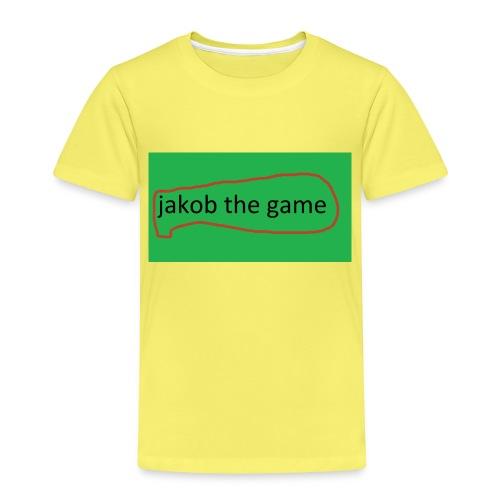 jakob the game - Børne premium T-shirt