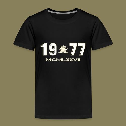 1977-Fronte - Maglietta Premium per bambini