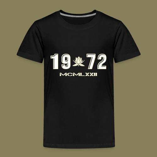 1972-Fronte - Maglietta Premium per bambini