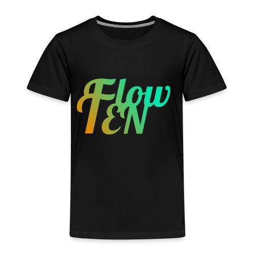 FlowTen Men's T-Shirt Beach Edition - Kids' Premium T-Shirt