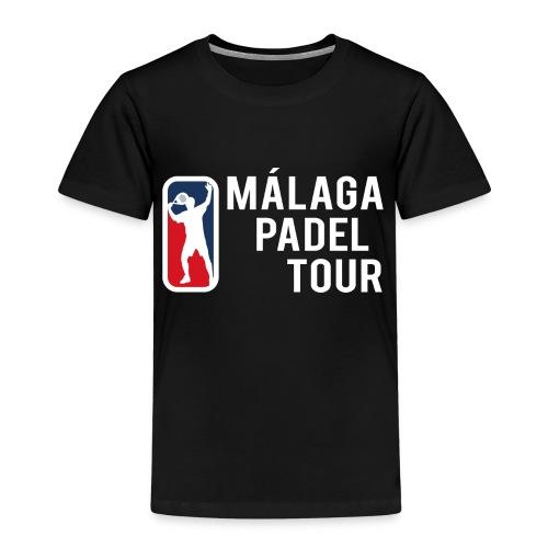 Málaga Padel Tour - Camiseta premium niño