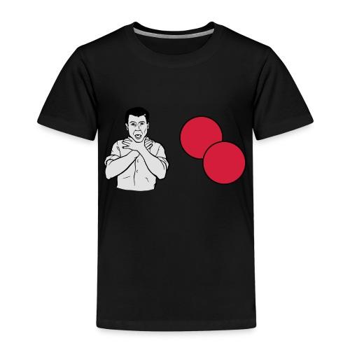 choke on my balls - Kids' Premium T-Shirt