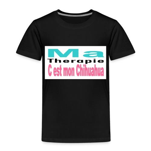 therapiecouleur - T-shirt Premium Enfant