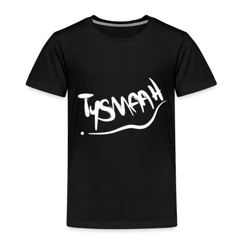 Logo blanc - TYSMAAH - T-shirt Premium Enfant