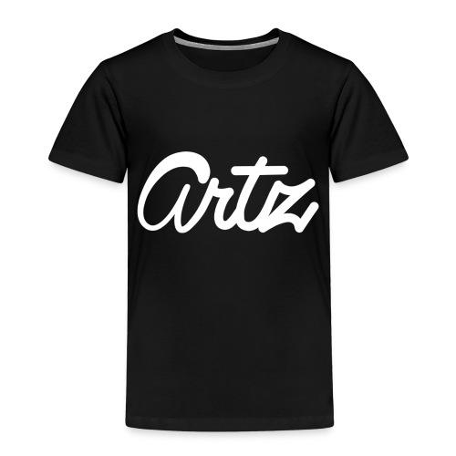 ARTZ shirt. - Børne premium T-shirt