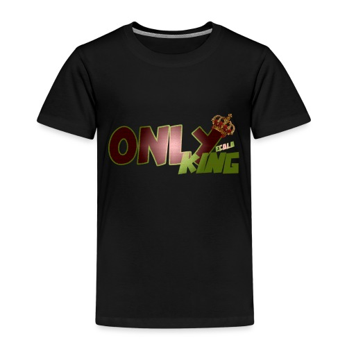 OnlyKing Ecolo design - T-shirt Premium Enfant