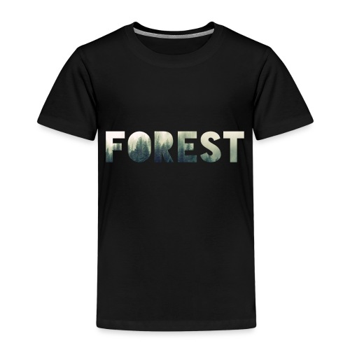 FOREST - T-shirt Premium Enfant