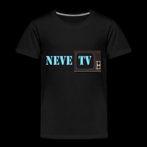 NeveTV png - Premium T-skjorte for barn