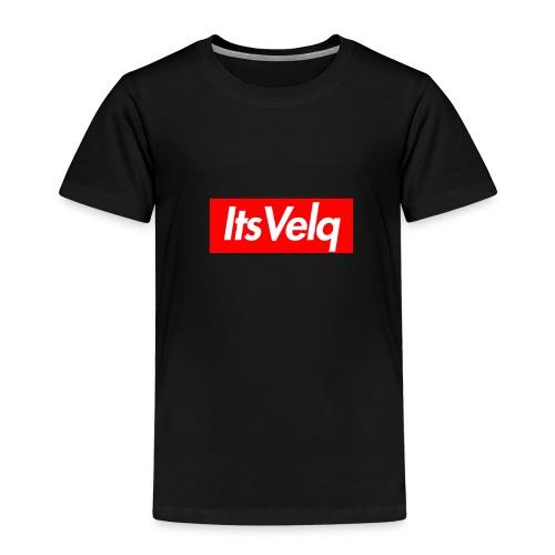 Velq Box Logo - Kids' Premium T-Shirt