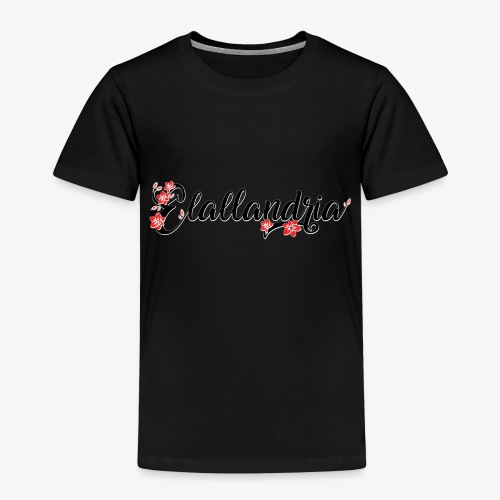 Elallandria logo - Kids' Premium T-Shirt
