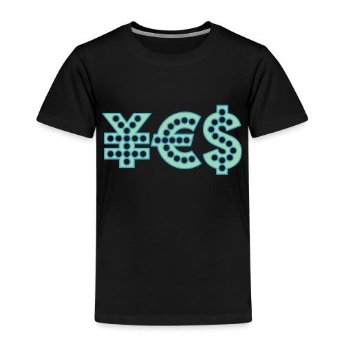 YES SARKAYAN kopia - Premium-T-shirt barn