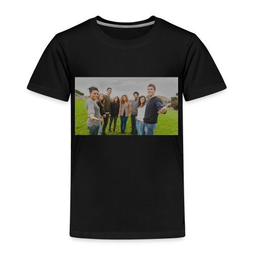 familia TLC - Camiseta premium niño