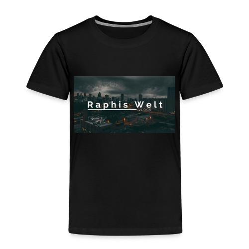 Original Raphis Welt Kanalbanner - Kinder Premium T-Shirt