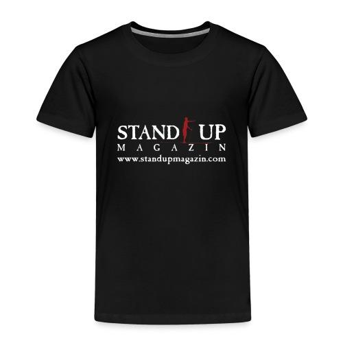 sup mag shirt front weiss - Kinder Premium T-Shirt