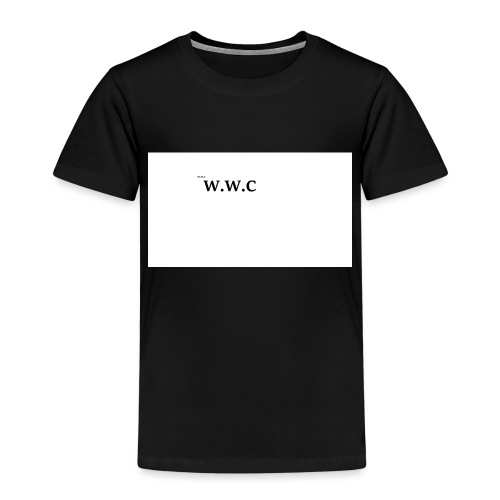White Wolf Clothing - Børne premium T-shirt