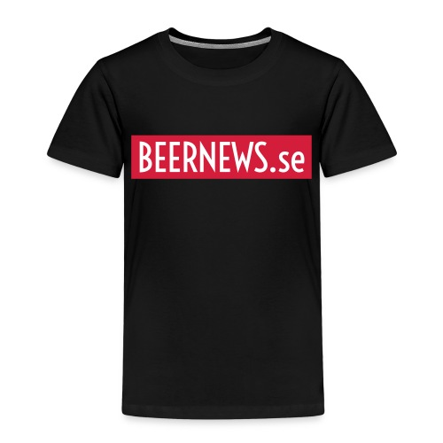 Beernews - Premium-T-shirt barn