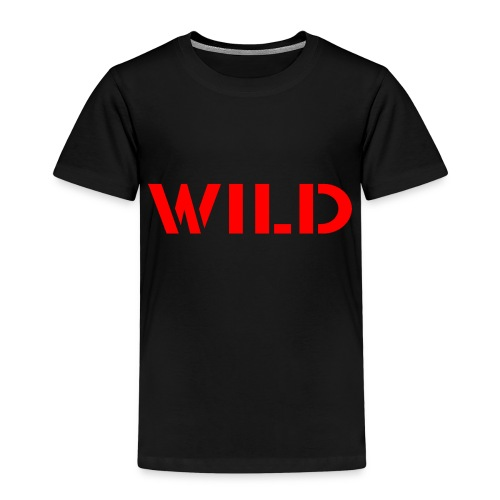 RED WILD Sweatshirt - T-shirt Premium Enfant