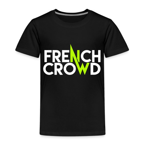 LOGO-ULTRA-HD.png - T-shirt Premium Enfant