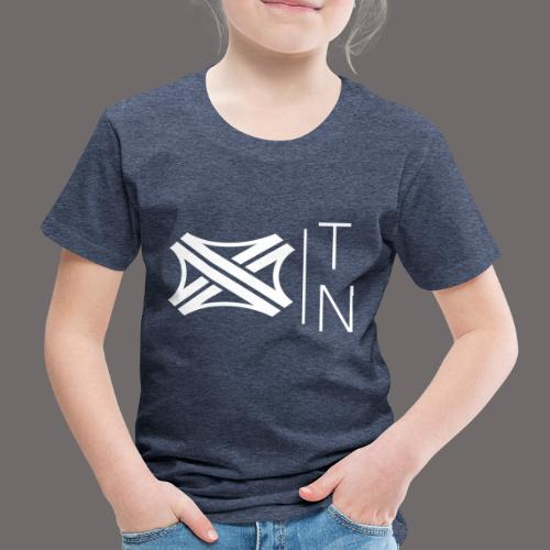 Tregion logo Small - Kids' Premium T-Shirt