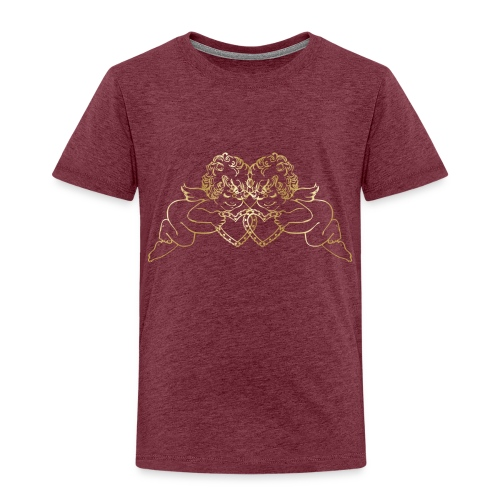 ANA CHOSE THIS WONDERFUL THING - Kids' Premium T-Shirt