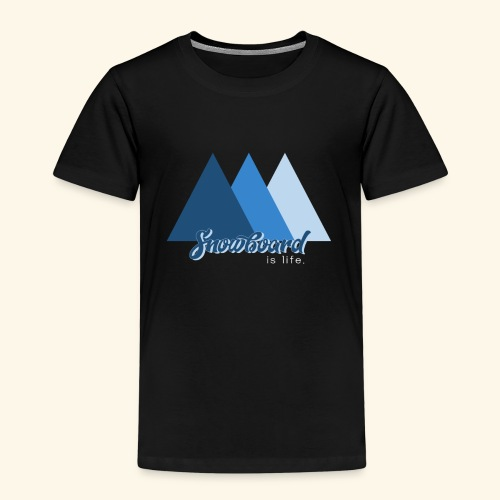 snowboard - T-shirt Premium Enfant