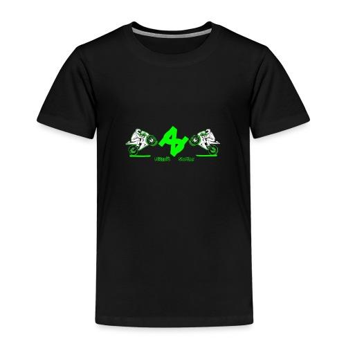 PRODOTTI NS YT LOGO GRANDE - Maglietta Premium per bambini