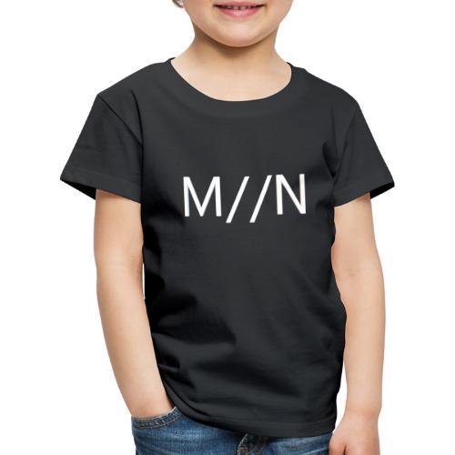 M//N Basic - Kinderen Premium T-shirt