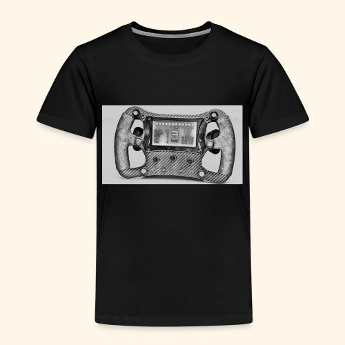 VOLANTE F1 SIM RACING - Camiseta premium niño