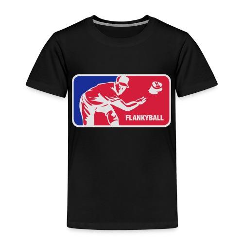 Flankyball - Kinder Premium T-Shirt