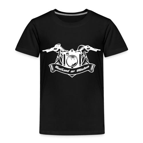 Westland op Wielen Wit - Kinderen Premium T-shirt