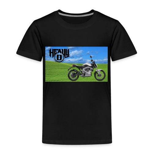heavy d limited time only - Kids' Premium T-Shirt