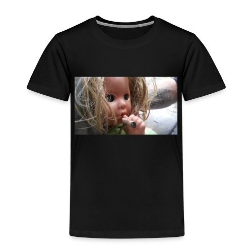 smoking kills - Kinder Premium T-Shirt