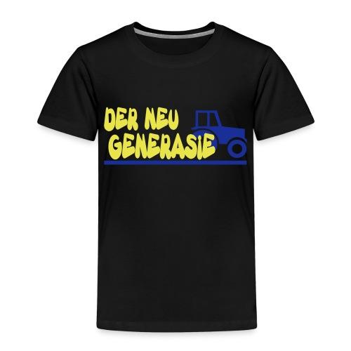 wim underlined - Kinderen Premium T-shirt