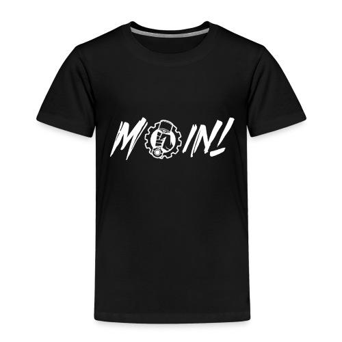 Moin white - Kinder Premium T-Shirt