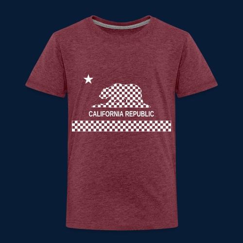 California Republic - Kinder Premium T-Shirt