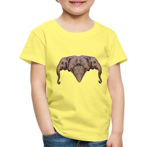 Elephants - T-shirt Premium Enfant