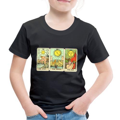 STAR MOON SUN - Camiseta premium niño