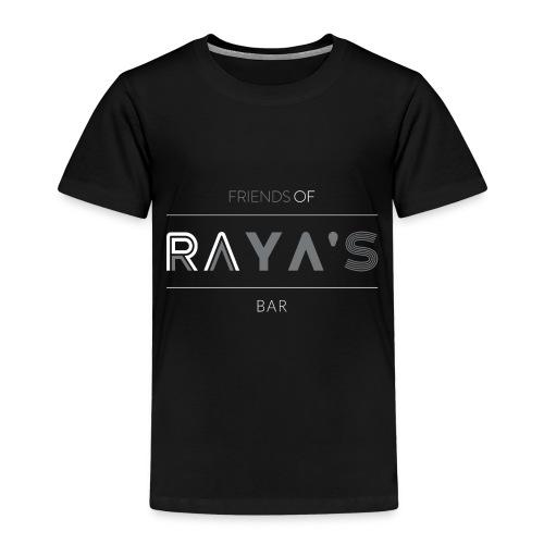 Friends of Raya's Bar - Kinderen Premium T-shirt